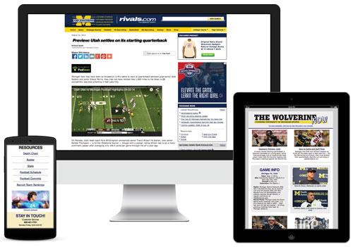 Newsletter-on-screens