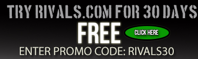 Enter Promo Code RIVALS30 To Start Your Free Trial