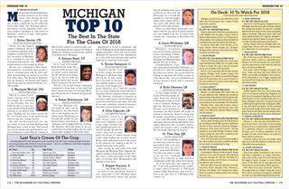 Michigan Recruiting